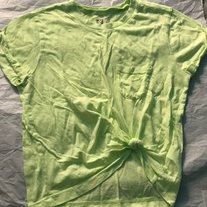 Nollie Cropped T-shirt